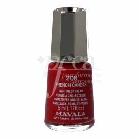 MAVALA NAIL POLISH FRENCH CANCAN 206 5ML