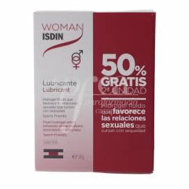 ISDIN WOMAN LUBRIFICANTE 2X30 G PROMO