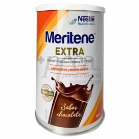 MERITENE EXTRA CHOCOLATE BOTE 450 G