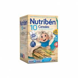 NUTRIBEN 10 CEREAIS 600 G