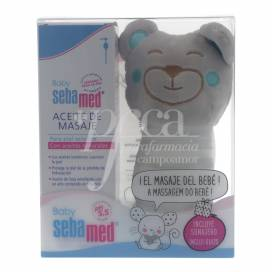SEBAMED MASSAGE OIL 150 ML + GIFT PROMO
