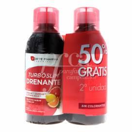 TURBOSLIM DRENANTE CITRICO 2X500 ML PROMO