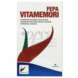 FEPA-VITAMEMORI 30 KAPSELN