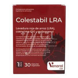 COLESTABIL ARROZ VERMELHO 30 CAPS