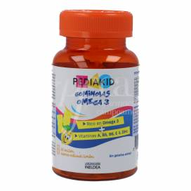 PEDIAKID JELLY SWEETS OMEGA 3 60 JELLYS