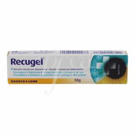 RECUGEL EYE HYDRATATION 10 GRAMMES