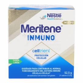 MERITENE INMUNO CELLTRIENT 21 SAQUETAS 2,5 G