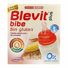 BLEVIT PLUS BIBE SEM GLÚTEN 600 G