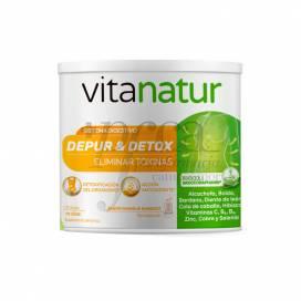VITANATUR DEPUR & DETOX PULVER 200 G