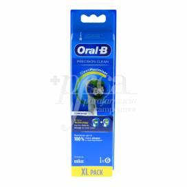 ORAL-B PRECISION CLEAN SOBRESSALENTES 6 UNIDADES