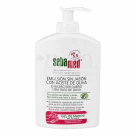 SEBAMED SOAP-FREE EMULSION WITH OLIVE OIL 300 ML