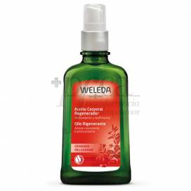 POMEGRANATE REGENERATING OIL 100 ML WELEDA