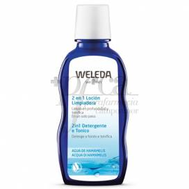 CLEANSING LOTION 2 IN 1 100 ML WELEDA