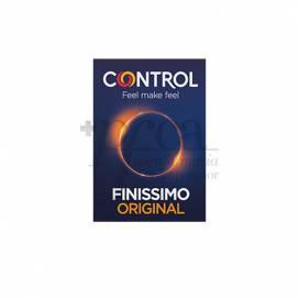 CONTROL FINISSIMO ORIGINAL KONDOME 3 EINHEITEN
