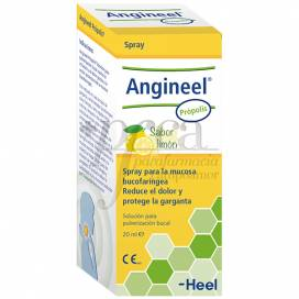 ANGINEEL PROPOLIS MOUTH SOLUTION 20 ML