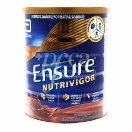 ENSURE NUTRIVIGOR CHOCOLATE 850G