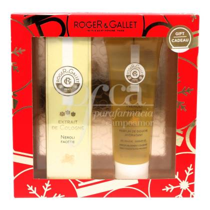 ROGER & GALLET NEROLI COLÓNIA 30 ML + GEL DUCHE 50 ML PROMO