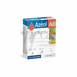 AZEOL AB 30 KAPSELN