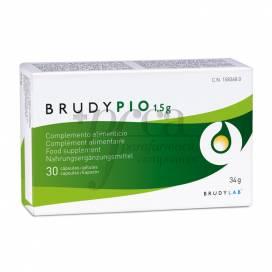 BRUDY PIO 30 CAPSULES