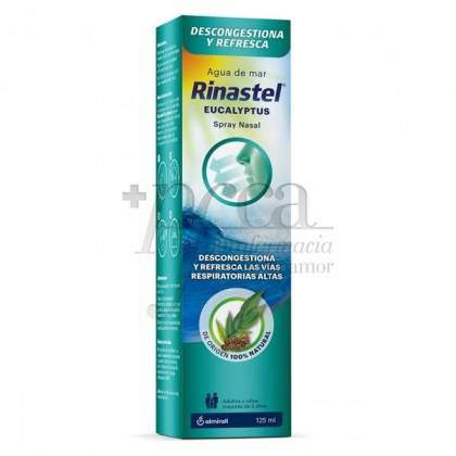 RINASTEL EUCALYPTUS SPRAY NASAL 125 ML