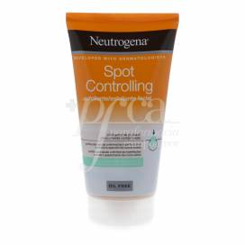 NEUTROGENA VISIBLY CLEAR PEELING 150 ML