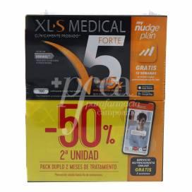 XLS MEDICAL FORTE 5X 2X180 CÁPSULAS PROMO