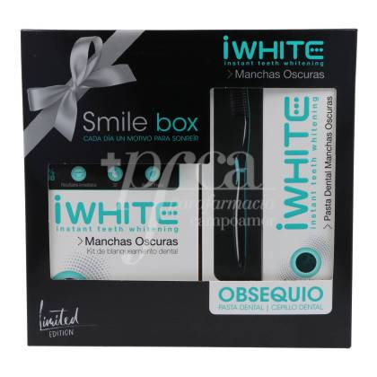 IWHITE SMILE BOX LIMITED EDITION PROMO