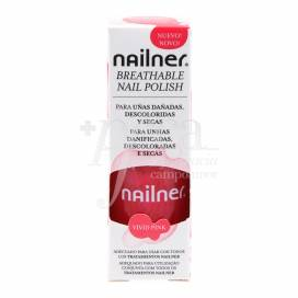 NAILNER PINK REPAIRING NAIL POLISH 8 ML