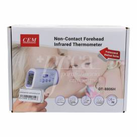 INFRARED THERMOMETER DT8806H CEM