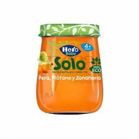 HERO BABY SOLO BIRNE BANANA UND KAROTTE 120 G