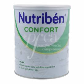 NUTRIBEN CONFORT AC/AE MILCH 800 G