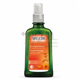 ARNICA MASSAGE OIL 100 ML WELEDA