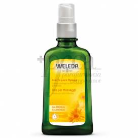CALENDULA MASSAGE OIL 100 ML WELEDA