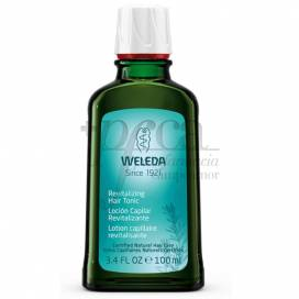 ROSMARIN HAARLOTION 100 ML WELEDA