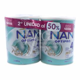 NAN OPTIPRO 4 2X800 G PROMO