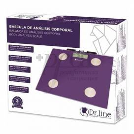 BASCULA ANALISIS CORPORAL DR LINE