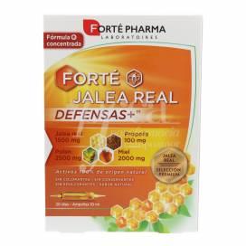 FORTE GELEIA REAL DEFENSAS 20 AMPOLAS