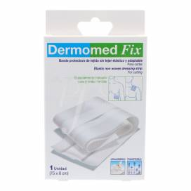 DERMOMED FIX PFLASTER 75CM X 8