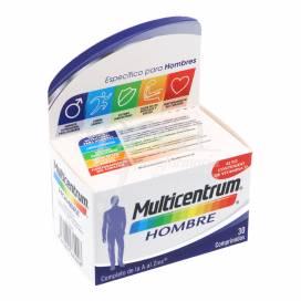 MULTICENTRUM MANN 30 TABLETTEN