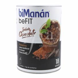 BIMANAN BEFIT BATIDO SABOR CHOCOLATE 540 G