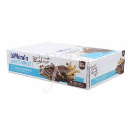 BIMANAN SNACK DARK CHOCOLATE 20 UNITS