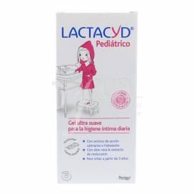 LACTACYD KINDER INTIM GEL 200ML