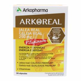 ARKOREAL ROYAL JELLY WITH VITAMINS 30 CAPSULES