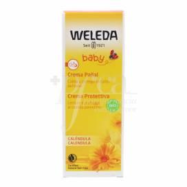 WELEDA RINGELBLUME BABY CREME FÜR WINDELN 75 ML