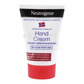 NEUTROGENA HAND CREAM WITHOUT PERFUME