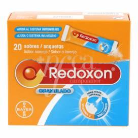 REDOXON GRANULIERT 20 BEUTEL 1.93 G