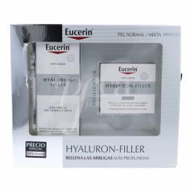 EUCERIN HYALURON-FILLER DIA SPF15 PIEL NORMAL/MIXTA NOCHE PROMO