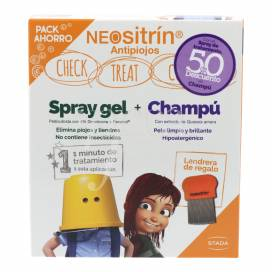 KIT NEOSITRIN SPRAY 60ML + CHAMPÔ 100ML