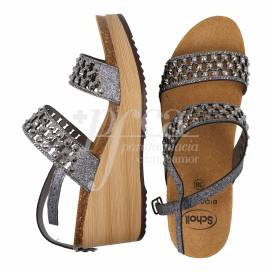 CASSIOPEA PEWTER SIZE 38