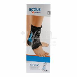 ACTIUS BY ORLIMAN ANKLE SUPPORT CHEVISTRAP SIZE 3 R.ACE903